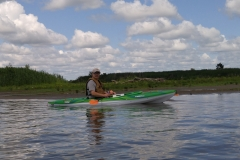 Kayaking on the Illinois River Road National Scenic Byway