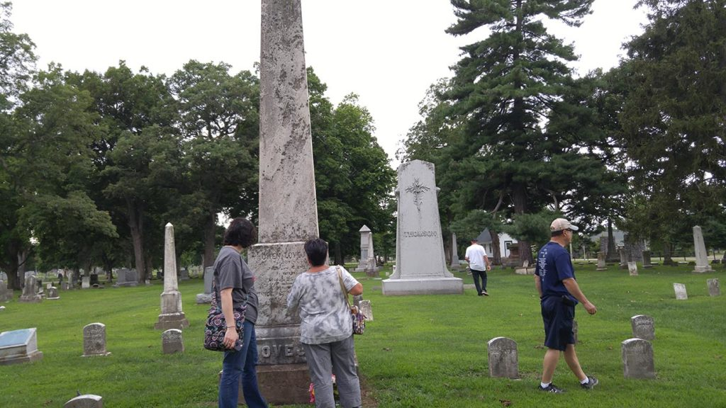 Underground History & General Sites TourSunday, May 3